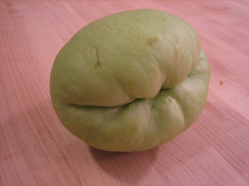 how to eat chayote squash
