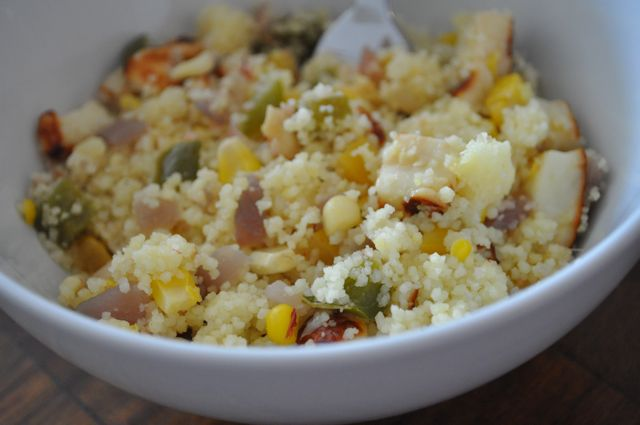 cous cous with haloumi 2